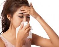 Máy xông mũi họng chữa viêm xoang