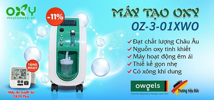 Máy tạo oxy OZ3 new