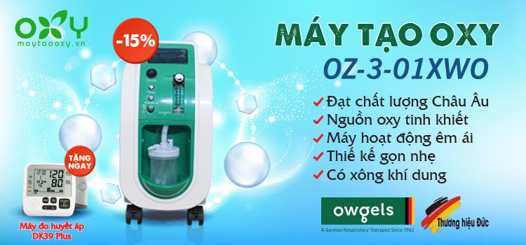 MTO 3 lít Owgels OZ-3-01XW0 tặng DK39